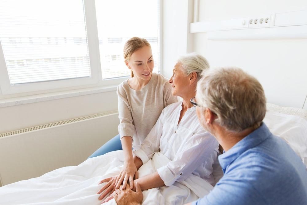 Internação hospitalar de idosos: cuidados necessários